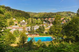 Schwimmbad Warmensteinach